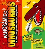 Dinosaurios: Panorámico (Libros juego) por Jill Sawyer