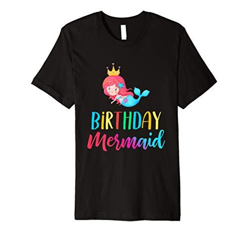Geburtstag Meerjungfrau Party Girl Outfit -