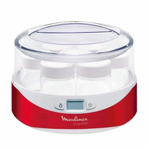 Foto Moulinex YG2315 Yogurteo Red - Yogurtiera