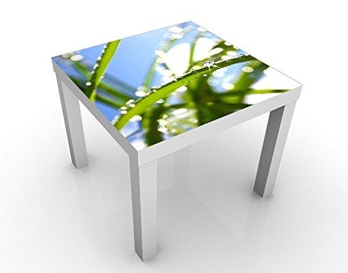 Apalis 46077-276655-855817 Design Tisch Kiss of Sun, 55 x 55 x 45 cm, weiß