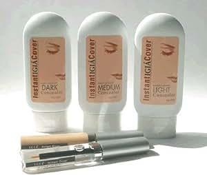 Igia Instant Cover Cache Redefined Natural Defauts de la peau