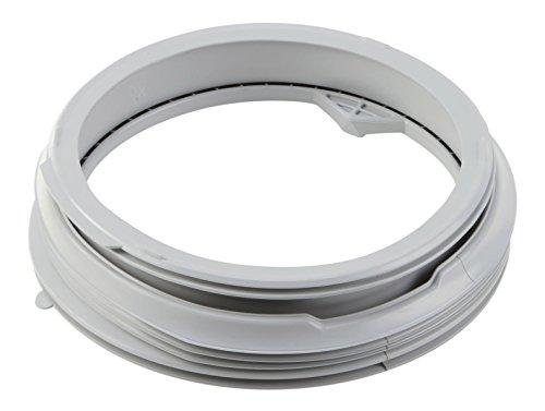 DREHFLEX® - Türmanschette/Türdichtung/Dichtung/Gummi passend für diverse Waschmaschine von AEG/Electrolux auch Privileg/Matura möglich - passend für Teile-Nr. 110859090-0/1108590900