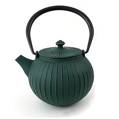 Sens Original - Théière en fonte Zenia vert émeraude - vert - 1 litre