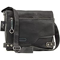 Borsa Messenger Ashwood in pelle - Camden