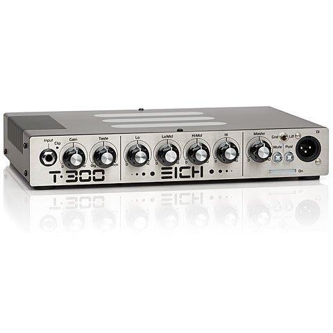 Eich Amps T-300 · Topteil E-Bass