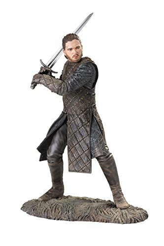 Dark Horse Comics - Game Of Thrones Figurine, Jon Snow, Battle Of The Bastards