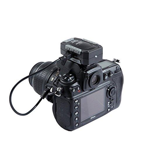 Marrex MX-G20 GPS pour Appareil Photo Nikon Noir