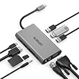 Best Acheter Chromebooks - Omars 10-en-1 Hub USB C vers HDMI 4K Review
