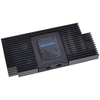 Alphacool NexXxoS GPX - AMD R7 260X M01 - mit Backplate - Schwarz