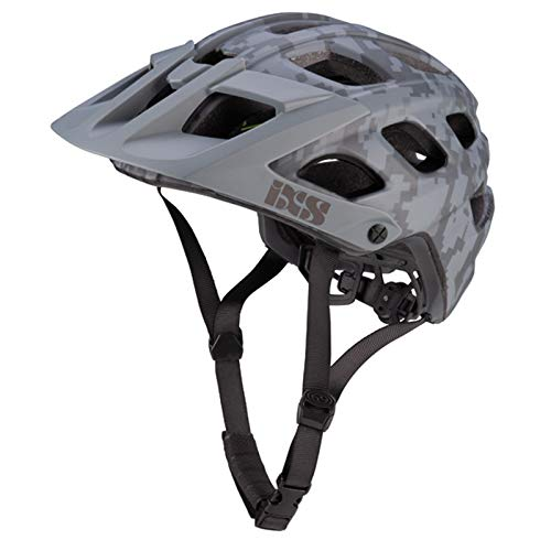 IXS Trail-MTB Helm Trail RS EVO Grau Gr. S/M