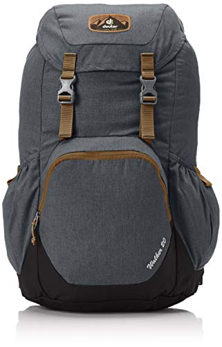 Deuter Walker Rucksack, Anthracite-Black, 48 x 28 x 21 cm, 20 L - Herren-freizeit-walker