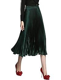 abwechslungsreiche neueste Designs Mode neuer Stil von 2019 Suchergebnis auf Amazon.de für: plisseerock: Bekleidung