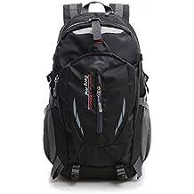 Minetom 55L Mochilas Morral Deporte Sport Multifunción Bolsa Plegable Impermeable Viaje Trekking Viajes Al Aire Libre