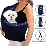 OrgMemory Haustier Tragetasche, Verstellbare Sling Bag, Kleine Hund Katze Outdoor Schulter...
