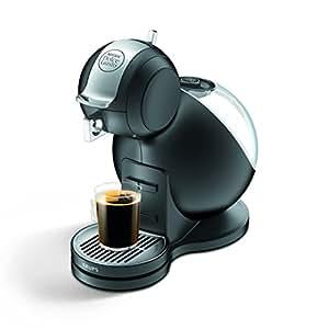 Krups KP2208 Machine à expresso Dolce Gusto Melody 3, réservoir à eau 1,3 l (Noir)