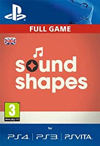 Sound Shapes  [Online Game Code]
