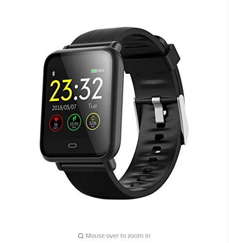 zlywj cardiofrequenzimetro schermo a colori moda smart bracciale sport impermeabile intelligente da polso blood pressure monitor di frequenza cardiaca smart watch