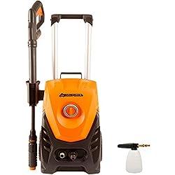 Yard Force - Nettoyeur Haute-Pression avec Canon à mousse - 130 Bar - 1800w avec accessoires