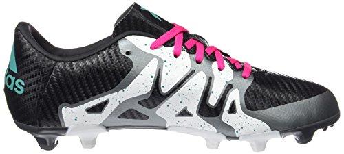 adidas X 15.3 Fg/Ag J, Chaussures de Football Mixte Bébé Multicolore