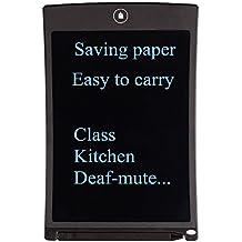 8.5 pulgadas LCD de la tableta de escritura tablero de líquido tablón de anuncios del refrigerador de la cocina nota agenda diaria notas electrónicas bloque Junta ..