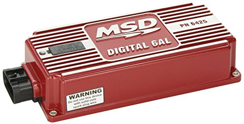 MSD Ignition 6425 6AL Ignition Control Box by MSD - Msd Ignition Box