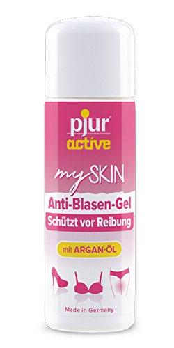 pjuractive mySKIN, schützt vor Reibung und Blasen - mit Arganöl und Vitamin E - VEGAN