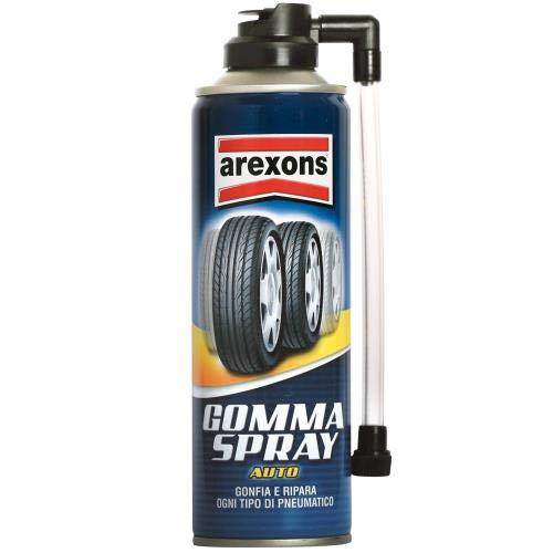 Arexons 8473 Gomma Spray Sigilla Forature e Rigonfia Pneumat