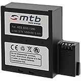 Batterie pour AEE Magicam S51, S60, S70... / Veho MUVI K2 / Nilox F-60 Evo (4K) / KitVision Edge HD30W [3.7V - 1450mAh - Infochip] // Caméscope - Caméra d'action