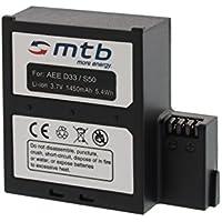 Batteria D33 per AEE Sport Magicam S50, S51 (WiFi), S70 (WiFi), S71 (WiFi) - con INFOCHIP -