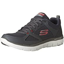 Skechers Flex Advantage 2.0 The Happs Men's Fitness Trainers BLBK, Pointure:EUR 48.5