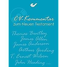 CV-Kommentar zum Neuen Testament, 1 CD-ROM
