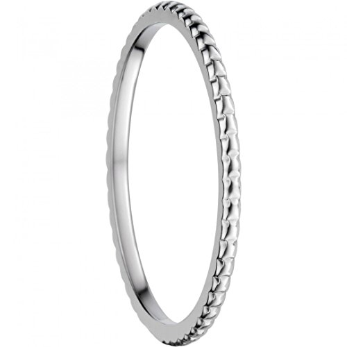 Bering Ring ultra schmaler Innenring bubble für Arctic Symphony Collection 562-10-X0, Größe:8 (Innenring)