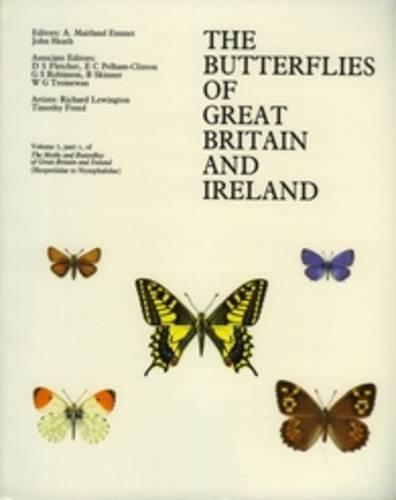 HESPERIDAE - NYMPHALIDAE REV/E (The Moths & Butterflies of Great Britain & Ireland)