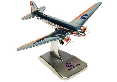 hogan-wings-de-1-200-mod-les-commerciaux-hg9659-34-damerican-airlines-dc-3-en-m-tal-moul-reg-n17334