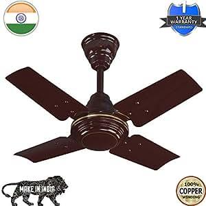 Buy A Amp Y Omen Copper Winding Hi Speed Ceiling Fan For