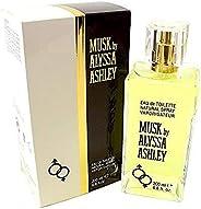 Alyssa Ashley Musk Eau De Toilette Spray By Houbigant 200 ml Eau De Toilette Spray For Women
