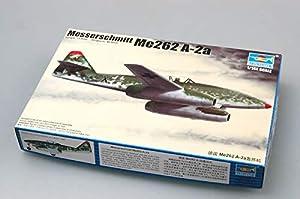 Trumpeter 1318 Messerschmitt Me262 A-2a - Caza a Escala Importado de Alemania