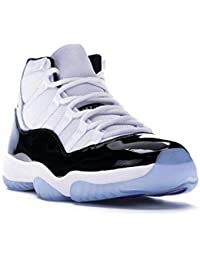 outlet store 5328f 9b63c Retro 11 Concord Homme Chaussure de Basket Noir Blanche