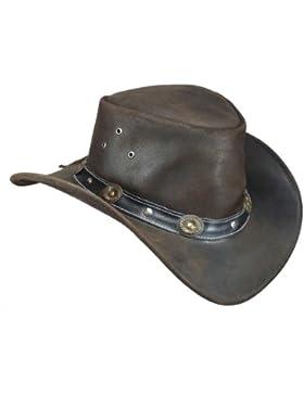 Sombrero de Piel Elreno by Scippis sombrero australianosombrero outdoor sombrero australiano