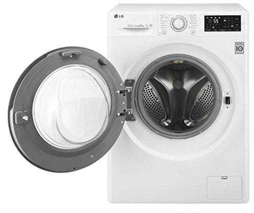 LG FH2U2QDN1 Libera installazione Caricamento frontale 7kg 1200Giri/min A+++-40% Bianco