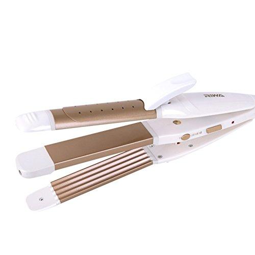 Multi-function Fer à lisser,Anti-statique Anti-brûlure Curling wand Chauffage rapide-A