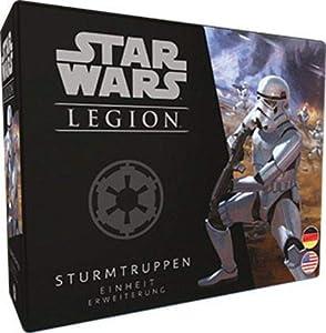 Asmodee FFGD4604 Star Wars - Juego de Figuras de Legión