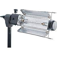 WON PLS Porta Light with 1000 Watt Halogen Tube (Silver)