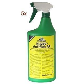 Neudo Antifloh AF 5 x 1 Liter (Preis pro Liter 14,99 EUR)