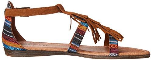 Minnetonka - Maui, Sandali  da donna Marrone(Braun (Brown / BAZ))