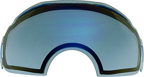 Lentes de repuesto para Oakley Airbrake gafas para la nieve, Light Blue Mirror