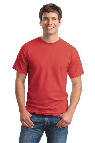 Gildan Ultra Cotton T-Shirt (Farbe: Paprika, Größe: S) (Erwachsene Ultra Cotton T-shirt)