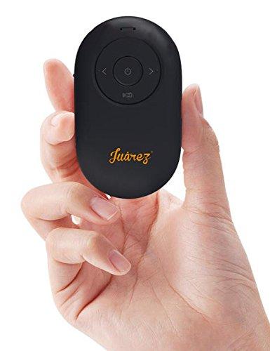 Juarez Acoustics Jb250 Mini Beast 360 Degree Shockproof Wireless Bluetooth Speaker With Mic, Black