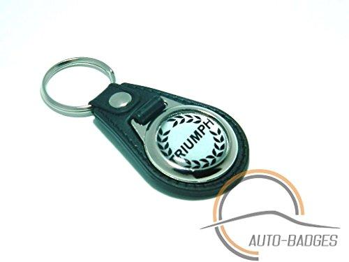 Klassischer Auto-Schlüsselanhänger der Automarke Triumph. - Klassische Autos Schlüsselanhänger