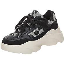 Zapatillas Deportivo Plataforma Cuña para Mujer Primavera Verano PAOLIAN Zapatos Escolares Running Aire Libre Exterior Señora